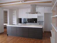 CASAの施工実績「収納充実アイランドキッチン」