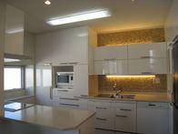 CASAの施工実績「機能・収納充実キッチン」